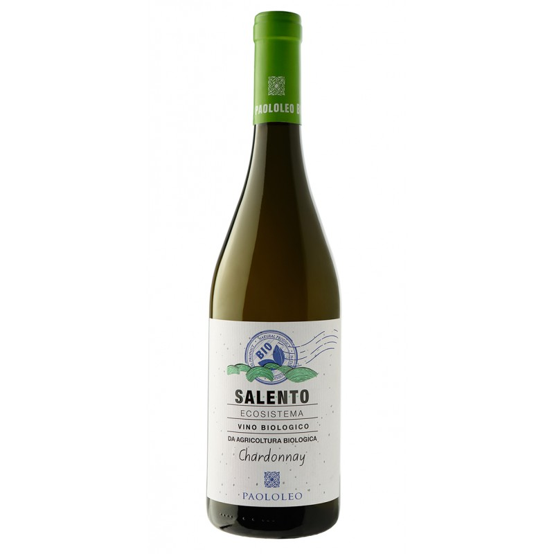 Cantine PaoloLeo: Ecosistema, Chardonnay IGT Salento Biologico
